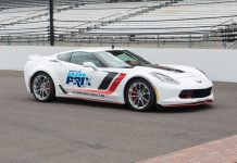 [PICS] Corvette Grand Sport to Pace This Weekend's IndyCar Grand Prix