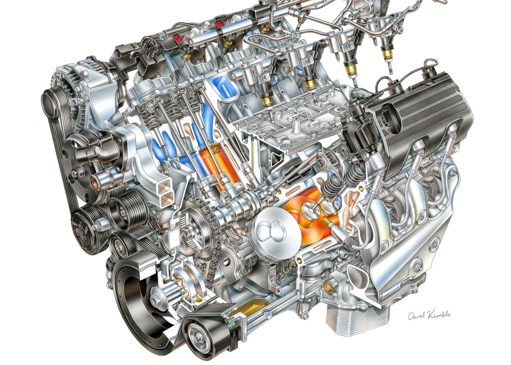 C4 Corvette For Sale >> [PIC] David Kimble's Illustration of the Corvette ZR1's