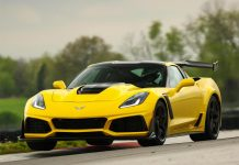 Corvette ZR1 Sets Track Record at the NCM Motorsports Park