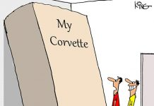 Saturday Morning Corvette Comic: My Corvette...Volume 1