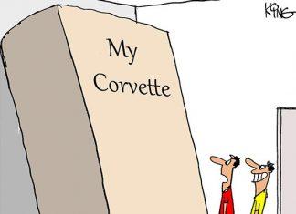 Saturday Morning Corvette Comic: My Corvette...Volume 1