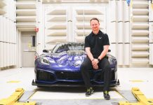 [VIDEO] GM Engineer Charlie Rusher Makes Corvettes Sound Like Corvettes
