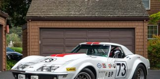 Corvettes for Sale: 1968 Corvette B-Production Race Car