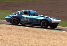 [VIDEO] Replica 1963 Corvette Grand Sport Racer In Action at Imola