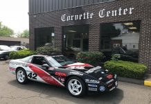 Corvettes on eBay: 1989 Corvette Challenge Race Car