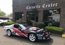 Corvettes on eBay: 1989 Corvette Challenge Race Car
