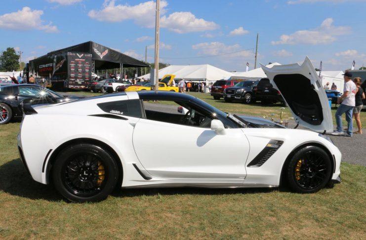 GM Sends Letter to Selected Corvette Owners of Potential C7 Corvette Fuel Tank Leak