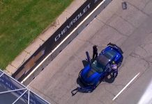 Corvette ZR1 Pace Car Crash Generated Over $3.4 Million in Free Publicity for the Corvette Brand