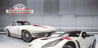 The Corvette Dream Giveaway Will Show Grand Prize Lingenfelter Corvettes at Bloomington Gold