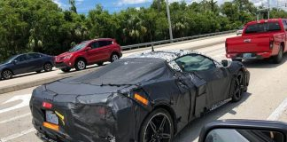 [SPIED] Mid-Engine C8 Corvette Spotted in Southwest Florida