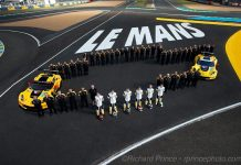 [PICS] Corvette Racing Continues Le Mans Tradition with the Official Team Photo