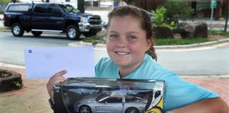 A Girl in the 4th Grade Receives a Surprise After Writing to General Motors CEO Mary Barra