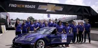 [VIDEO] General Motors Rewards Employees with the Ride of their Lives in the 2019 Corvette ZR1