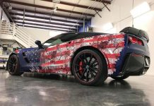 [GALLERY] Old Glory and Corvettes Celebrated on Flag Day (38 Corvette photos)