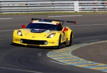 Corvette Racing Receives a 5kg Weight Reduction in Late Breaking Le Mans BoP Changes