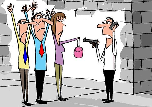 Saturday Morning Corvette Comic: Crime Does Pay