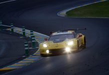 Corvette Racing Officially Moves to 4th Place at Le Mans After Ford GT Penalty