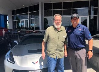 Corvette Delivery Dispatch with National Corvette Seller Mike Furman for June 17th