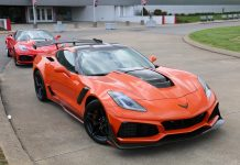 [RECALL] Diagnostic Sensor Issue Forces Recall of 490 2019 Corvette ZR1s