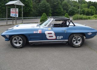 Corvettes for Sale: 1964 Corvette Racer For Sale