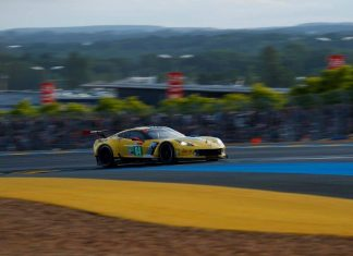 Corvette Racing: C7.Rs May Be With Us For A Little While Longer