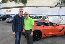 [PIC] Michael Buffer Is Getting Ready to Rumble After Taking Delivery of a 2019 Corvette ZR1