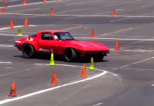 [VIDEO] Brian Hobaugh and His 1965 Corvette at the Goodguys AutoCross