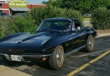 [STOLEN] 1965 Corvette Fuelie Stolen During Bloomington Gold