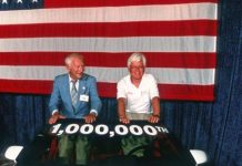 Today in Corvette History: The One Millionth Corvette Rolls Off the Assembly Line