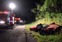 [ACCIDENT] C5 Corvette Driver Involved in Roll-Over Crash in Pennsylvania