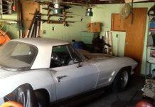Corvettes on Craigslist: Garage Parked 1963 Corvette Sting Ray Convertible