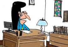 Saturday Morning Corvette Comic: Priorities