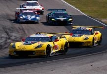 Corvette Racing in Canada: Double Podium Finish in GTLM for Corvette C7.Rs