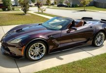 Corvette Ranks 10th in Cars.com 2018 American-Made Index