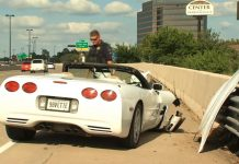 [ACCIDENT] Authorities Blame C5 Corvette Crash in Tulsa on Over-Acceleration