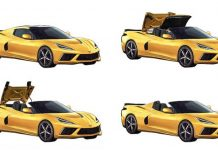 Animation of a Hardtop Convertible Mid-Engine Corvette: How Would it Work?