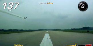 [VIDEO] 2019 Corvette Grand Sport Driver Races an Airplane Down a Mile Long Runway