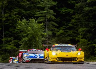 Corvette Racing at Lime Rock Park: By the Numbers