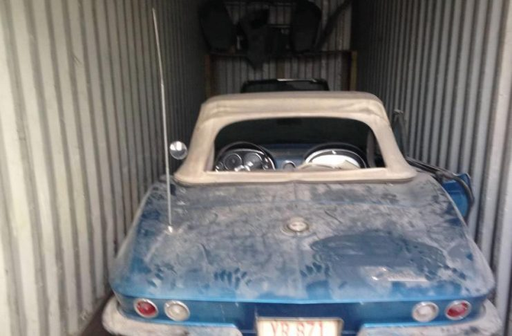 Corvettes on Craigslist: There's No Containing these Two 1965 Corvettes