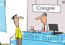 Saturday Morning Corvette Comic: You Smell Terrific!