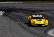 Corvette Racing at Lime Rock: Antonio Garcia Takes the Pole