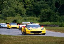 Corvette Racing at Lime Rock: Third Straight Runner-Up for Garcia, Magnussen