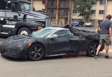 [SPIED] Rocky Mountain High: C8 Mid-Engine Corvettes Spotted in Colorado!
