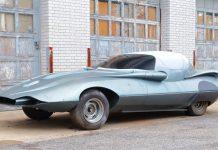 Corvette Values: Custom 1964 Corvette 'Space Vette' Sells for $3,575