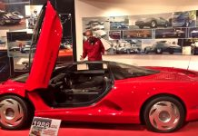 [VIDEO] The Corvette Museum's Derek Moore Takes a Closer Look at the Mid-Engine Corvette Indy Concept