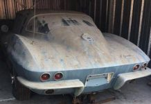 Corvettes on eBay: Barn Find 1964 Corvette at Hemmings