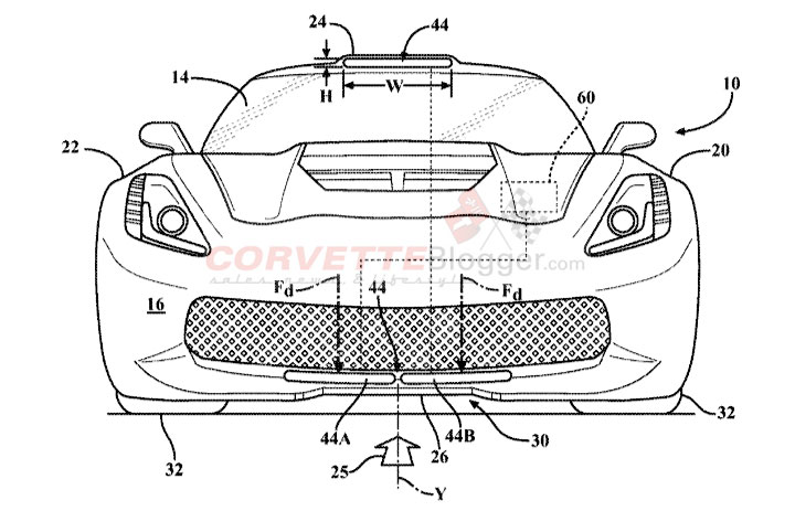 GM Has New Patents Approved for Active Side Skirts, Spoilers and Downforce Generating Ducts