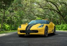 Hertz Celebrates 100th Birthday by Offering Corvette Z06 Rentals