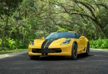 Hertz Celebrates 100th Birthday by Offering Corvette Z06 Rentals