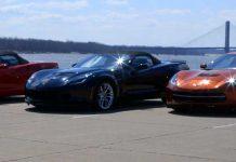 Southeast Missouri Corvette Club Grants Wish to a Man with a Terminal Illness